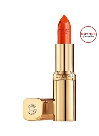 L'Oréal Paris Color Riche 163 Numaralı Saten Bitişli Ruj Bej